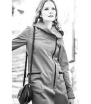 FIODA softshell kabát, búzakék