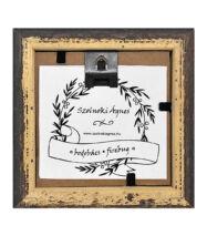 Bodobács - keretezett giclée művészi mininyomat