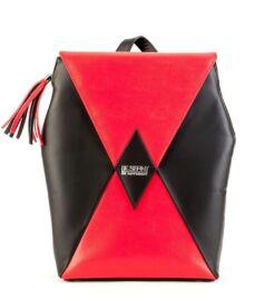 Kite hátizsák, piros- fekete