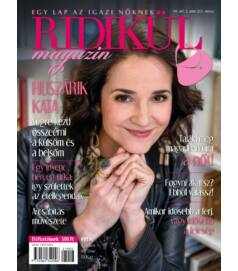 Ridikül Magazin, 2021. március