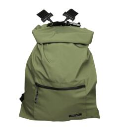 TIMTOM hátizsák, többfunkciós táska, világoskhaki
