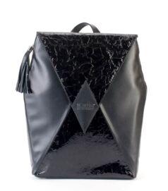 Kite hátizsák, fekete