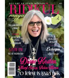 Ridikül Magazin, 2020. november