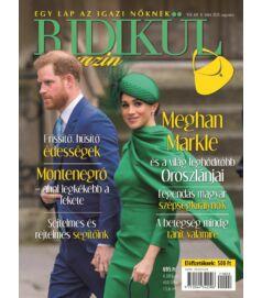 Ridikül Magazin, 2021. augusztus