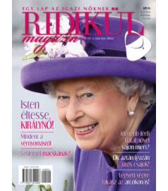 Ridikül Magazin, 2020. április