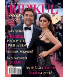 Ridikül Magazin, 2020. július