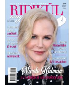 Ridikül Magazin, 2020. szeptember