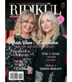 Ridikül Magazin, 2021. január