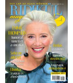 Ridikül Magazin, 2021. július