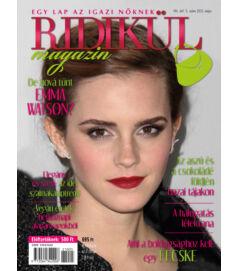 Ridikül Magazin, 2021. május