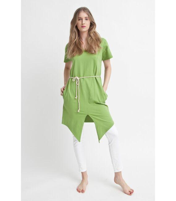 DEA többfunkciós nyári ruha, almazöld