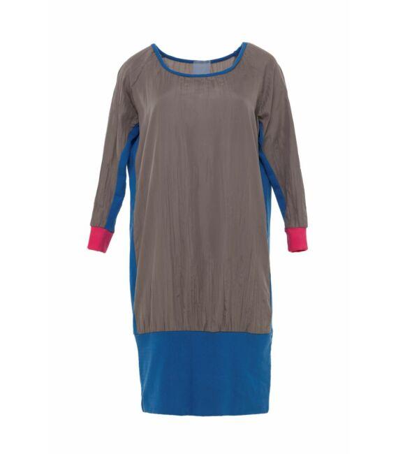 O-vonalú oversize ruha